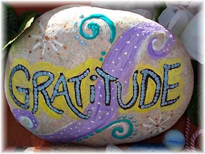 It's Called Gratitude…