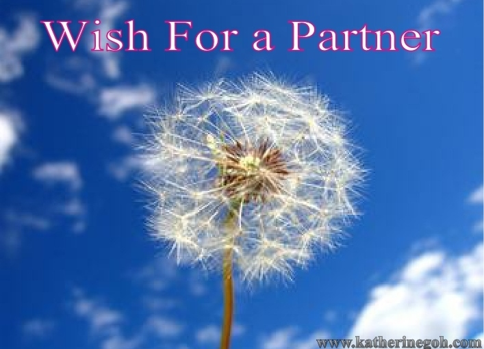 July 2013 Connective Goal Setting Session – Wish For aPartner