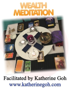 A wealth Meditation Session