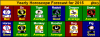 Overall Luck for each Animal Horoscope in2015